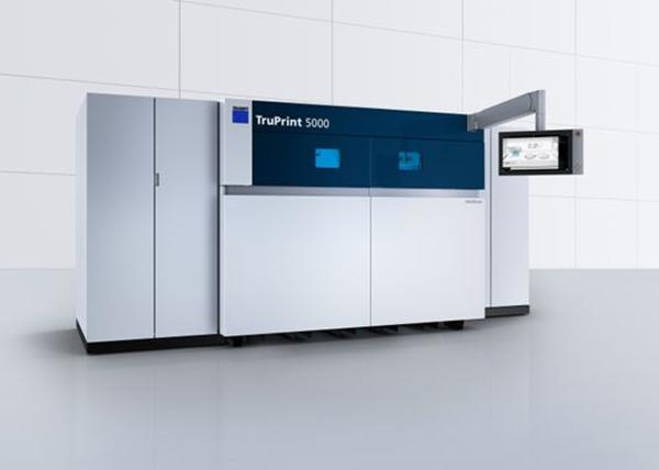 Truprint 5000 pour fabrication additive metal