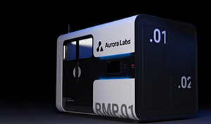 aurora_labs_Gränges_collaboration_RMP-1_imprimante_3D