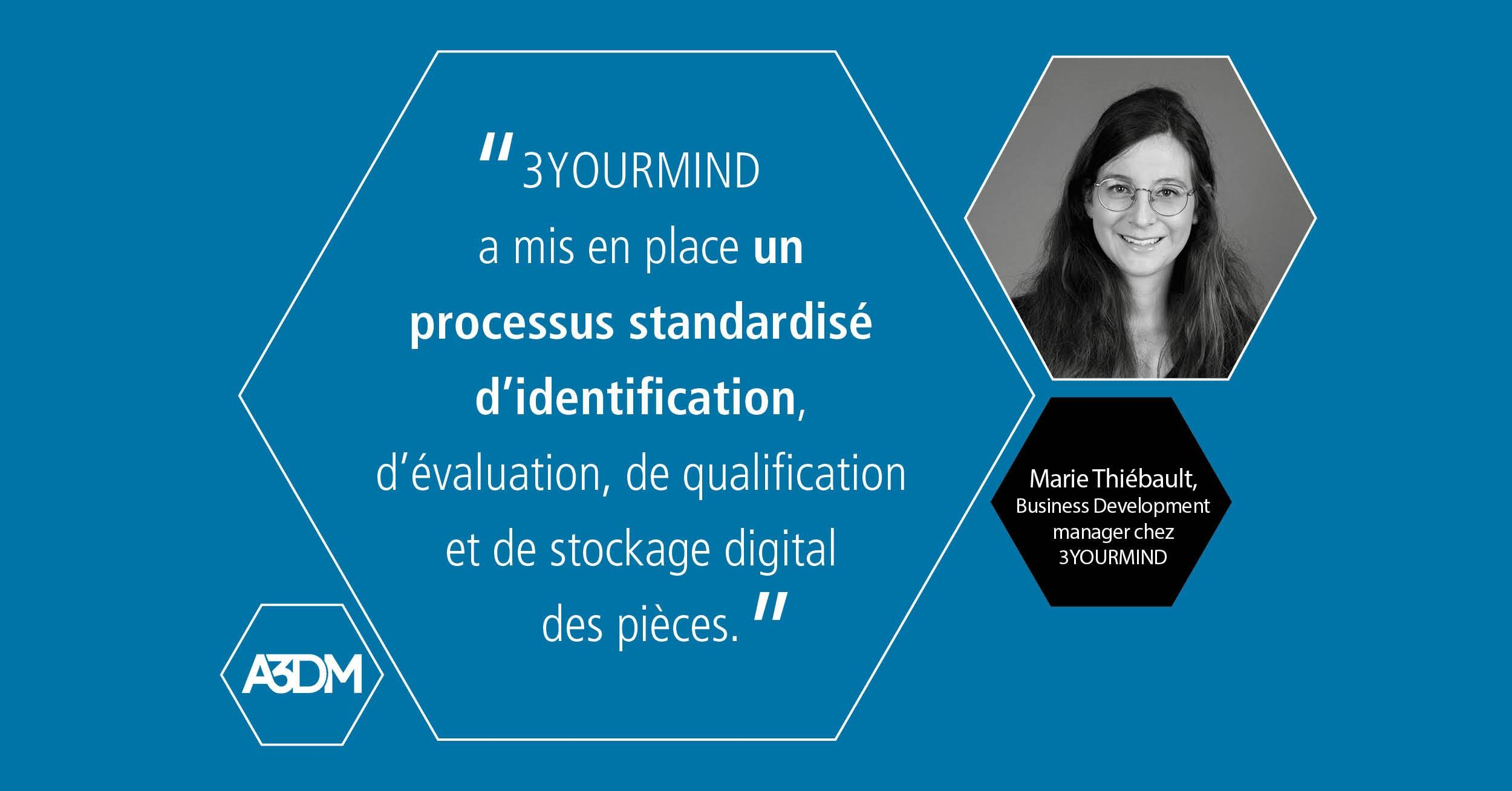Rencontre avec la start-up 3YOURMIND