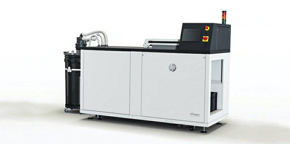 HP station post traitement fabrication additive