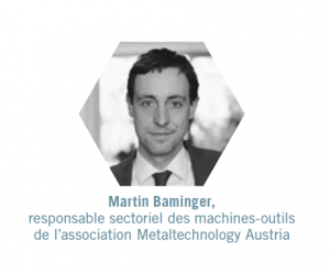 Martin Baminger Metaltechnology a3dm magazine