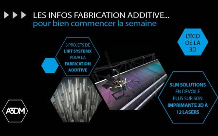 Hebdo de la fabrication additive 67